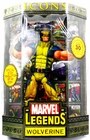 Marvel Legends Icons Toy Biz Series 2 Wolverine Action Figure