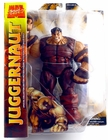 Marvel Select Juggernaut Without Helmet Action Figure