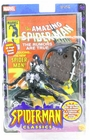 Marvel Spider-Man Classics Black Spiderman Action Figure
