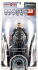 Mass Effects 3 Series 1 Commander Shepard Bioware Action Figure