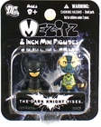 "Mez-Itz The Dark Knight Rises Batman & Bane 2"" Figure 2-Pack"