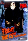Mezco Toyz Cinema of Fear Friday the 13th The Fianl Chapter Jason Voorhees Roto Cast Action Figure