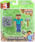 Mojang Minecraft series 1 Steve? Action Figure