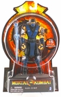 Mortal Kombat 20th Anniversary WB Games Sub-Zero Action Figure