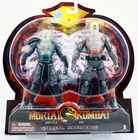Mortal Kombat Internval Devastation Reptile & Jax Action Figure 2-Pack