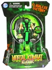 "Mortal Kombat Klassic WB Games Reptile 4"" Action Figure"