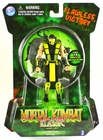 "Mortal Kombat Klassic WB Games Scorpion 4"" Action Figure"