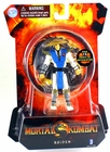 "Mortal Kombat WB Games Raiden 4"" Action Figure"