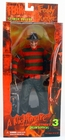 "Nightmare on Elm Street Mezco Toyz Cinema of Fear 12"" Freddy Krueger Action Figure"