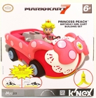 Nintendo Mario Kart 7 Princess Peach Birthday Girl Kart Set