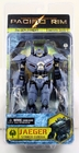 "Pacific Rim Neca 2nd Deployment Jaeger Striker Eureka 7"" Action Figure"