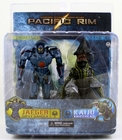 Pacific Rim Neca Series 2 Jaeger Gipsy Danger & Kaiju Knifehead Action Figure 2-Pack