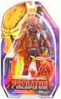 Predator Neca Series 10 Lava Planet Predator Action Figure