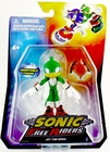 Sonic the Hedgehog Free Riders Jazwares Jet the Hawk Action Figure