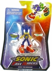 Sonic the Hedgehog Free Riders Jazwares Sonic the Hedgehog Action Figure