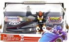 Sonic the Hedgehog Shadow the Hedgehog with Jet Jazware Action Figure