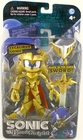 Sonic the Hedgehog Sonic and the Black Knight Jazwares Excalibur Sonic Action Figure