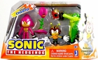 Sonic the Hedgehog Sonic the Hedgehog Jazwares3 Pack with Exclusive Charmy Bee Action Figure