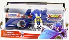 Sonic the Hedgehog Sonic the Hedgehog with Jet Jazware Action Figure