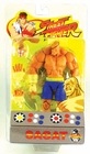 Street Fighter Sota Toys Series 1 Sagat Action Figure