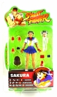Street Fighter Sota Toys Series 3 Sakura Action Figure