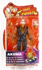 Street Fighter Sota Toys Series 4 Akuma (Black Outfit with White Hair) Action Figure