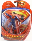 Superman Man Of Steel Movie Superman with Kryptonian Command Key Action Figure