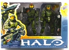 The Halo 3 Collection Armor Pack Red Team Leader Mark IV & Master Chief Mark VI Action Figure 2-Pack