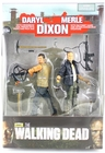 Walking Dead Mcfarlane Toys Daryl and Merle Dixon Action Figure 2 pack