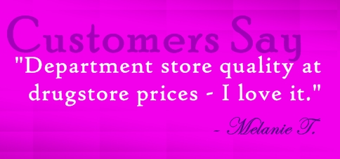 Customers Say