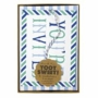 Toot Sweet Blue Invitation