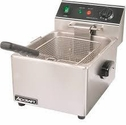 Adcraft Single Tank Deep Fryer