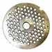 "Alfa Chopper Plate 316"" 5mm -SS Grinder Meat Grinder #mc5 12 3/16"