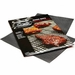 Bradley Non-Stick Magic Mats - Set of 4 Model BTNSMAT4