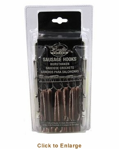 Bradley Sausage HookSet Of 4, Model# BTHOOK
