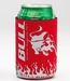 Bull Outdoor Bull Can Koozies Red, Model# 27003