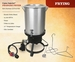 Cajun Injector Propane Turkey Fryer (Knock Down) No Valve w Timer #22174-01708