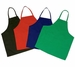 Crestware Bib Apron 2 Pocket - Black, Model# BABL