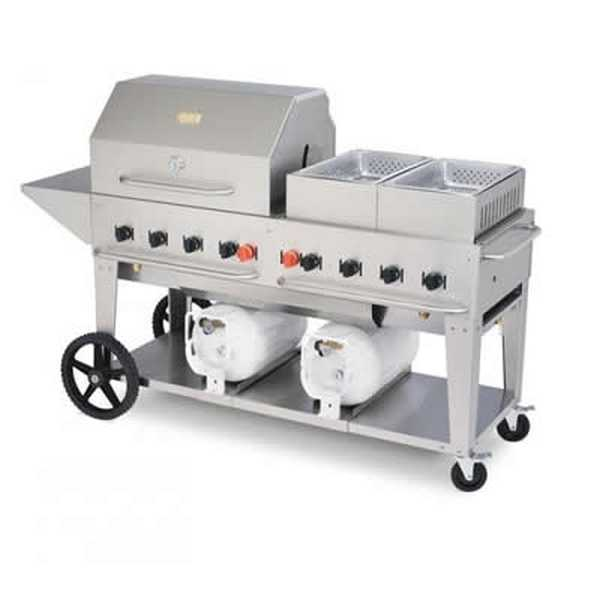 Crown Verity Club Grill 60 CRO-CV-CCB-60