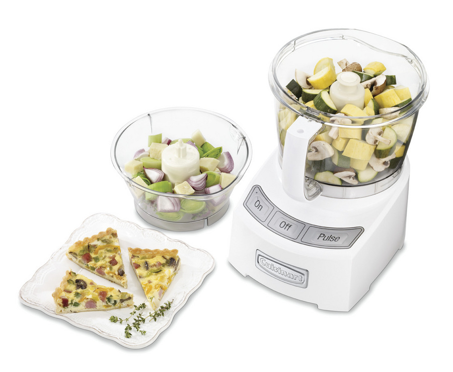 Smoothies In Cuisinart Food Processor