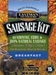 Eastman Outdoors Breakfast Sausage Kit w/Nat Sheep Casings, Makes 15 Lbs