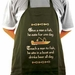 Sausage Maker Fishing Apron