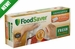 "Foodsaver Portion Heat Seal Pouch Rolls 2-Pack 11"" X 16' Rolls-Perf'D , Model# FSGSBF2626-000"