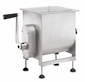 LEM 25 lb Capacity Meat Mixer - Hand Crank or Attach to LEM Electric Meat Grinder