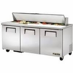 Maxxcold Sandwich Units and Pizza Prep Tables