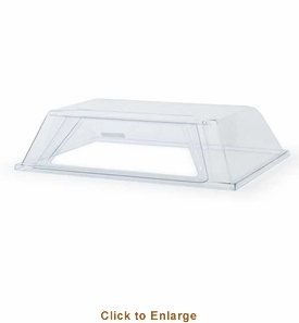 NEMCO Guard, Self Service, Dome Top (Acrylic)