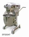 Omcan General Purpose Mixer 20 qt cap 1-12 HP ETL  Model 17835
