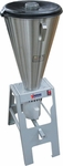Omcan (FMA) 'Industrial Blender, floor style, 25 L, tilting stainless steel seamless cup, 1.5HP 110/60/1