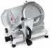 Omcan Meat Slicer manual gravity feed 10 dia knife 150 W Model 19067