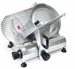 Omcan Meat Slicer manual gravity feed 12 dia knife 250 W Model 19068